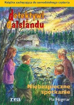 Okładka książki - Detektywi z Dalslandu. Niebezpieczne spotkanie