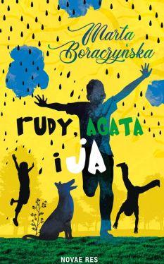 Okładka książki - Rudy, Agata i ja