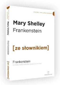 Okładka książki - Frankestein