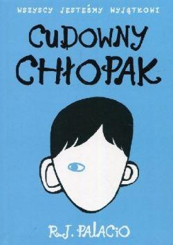 Okładka książki - Cudowny chłopak