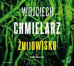 Okładka książki - Żmijowisko. Audiobook