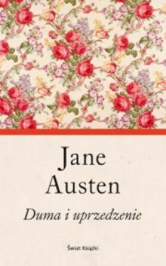 Okładka książki - Duma i uprzedzenie