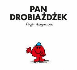 Okładka książki - Pan Drobiażdżek