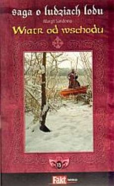 Okładka książki - Wiatr od wschodu