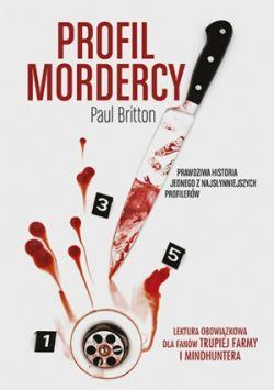Okładka książki - Profil mordercy