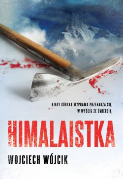 Okładka książki - Himalaistka