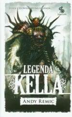 Okładka książki - Legenda Kella. Tom 1. Kroniki Mechanicznych Wampirów