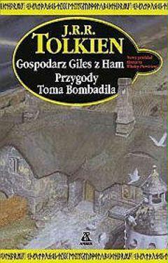 Okładka książki - Gospodarz Giles z Ham. Przygody Toma Bombadila