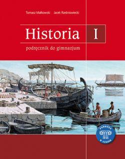 Okładka książki - Historia 1 Podróże w czasie Podręcznik