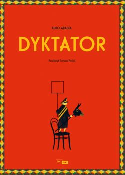 Okładka książki - Dyktator