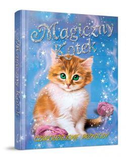 Okładka książki - Magiczny Kotek. Czarodziejskie przygody