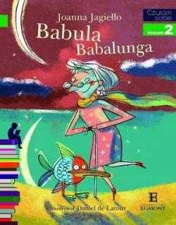 Okładka książki - Babula Babalunga
