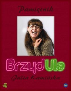 Okładka książki - Brzydula. Pamiętnik