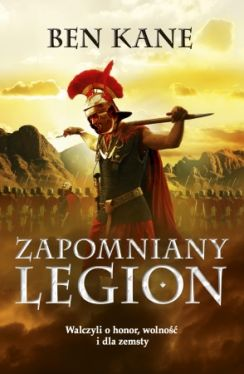 Okładka książki - Zapomniany Legion