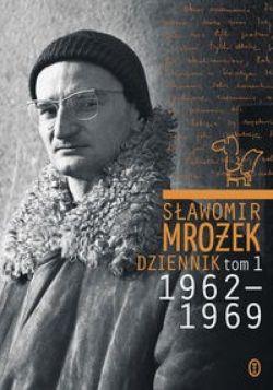 Okładka książki - Dziennik tom 1 1962-1969