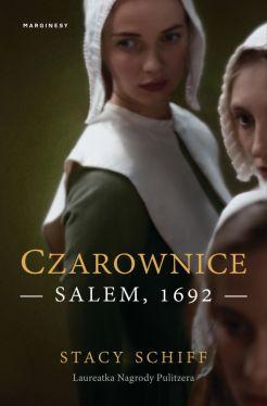 Okładka książki - Czarownice. Salem, 1692