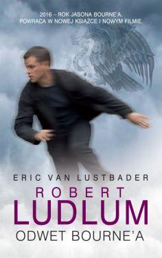 Okładka książki - Odwet Bourne'a