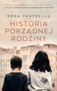 Okładka książki - Historia porządnej rodziny