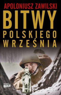 Okładka książki - Bitwy polskiego września