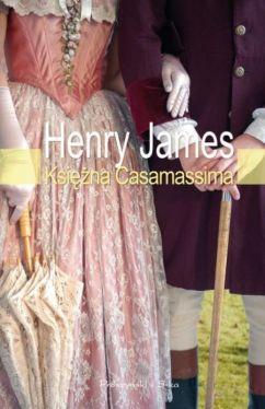 Okładka książki - Księżna Casamassima