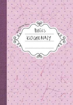 Okładka książki - Notes kuchenny