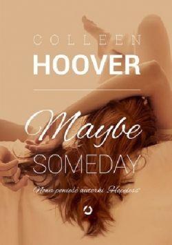 Okładka książki - Maybe Someday