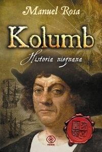 Okładka książki - Kolumb. Historia nieznana