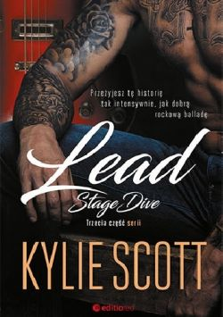 Okładka książki - Lead. Stage Dive