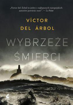 Okładka książki - Wybrzeże śmierci