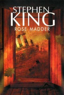 Okładka książki - Rose Madder