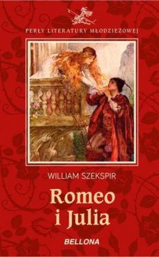 Okładka książki - Romeo i Julia