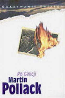Okładka książki - Po Galicji