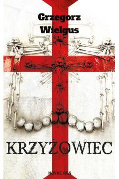 Okładka książki - Krzyżowiec