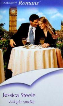 Okładka książki - Zaległa randka