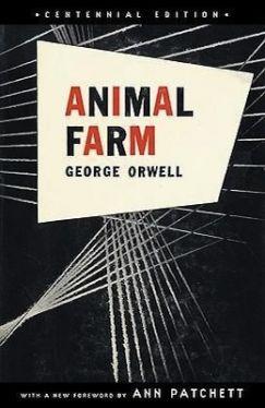 Okładka książki - Animal Farm