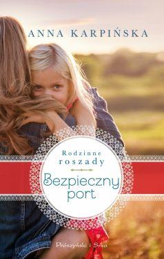 Okładka książki - Bezpieczny port