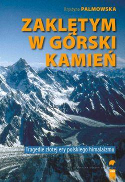 Okładka książki - Zaklętym w górski kamień