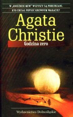 Okładka książki - Godzina zero