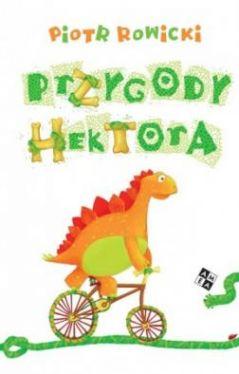Okładka książki - Przygody Hektora