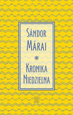 Okładka książki - Kronika Niedzielna