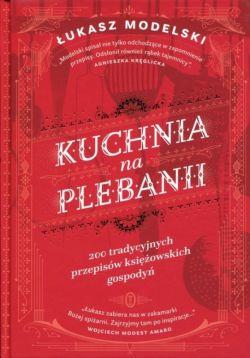 Okładka książki - Kuchnia na plebanii