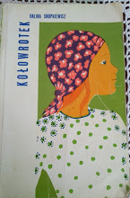 Okładka książki - Kołowrotek