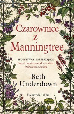 Okładka książki - Czarownice z Manningtree
