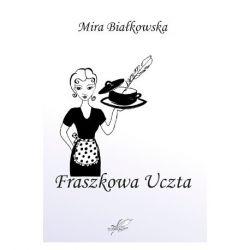 Okładka książki - Fraszkowa Uczta