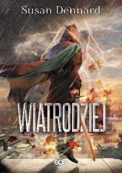 Okładka książki - Wiatrodziej