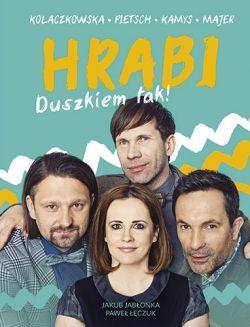 Okładka książki - HRABI Duszkiem tak!