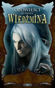 Okładka książki - Opowieści ze świata Wiedźmina