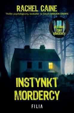 Okładka książki - Instynkt mordercy