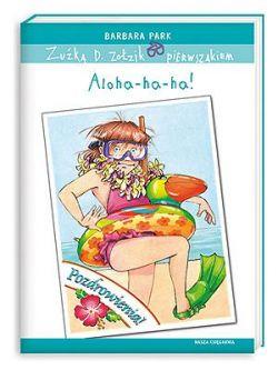 Okładka książki - Aloha-ha-ha!