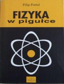 Okładka książki - Fizyka w pigułce